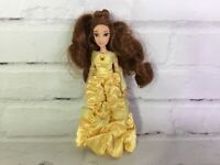 "Disney Store Parks Princess Collection Belle 6"" Mini Doll Beauty and the Beast"