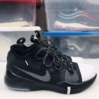Nike Kobe AD Exodus White Toe Black/White Men's Size 5.5 GS Women's 7 AR5515-002