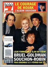 ►TELE 7 JOURS 1758/1994 BRUEL -GOLDMAN - DOROTHEE - JEAN FERRAT - AUBRET - KOJAK