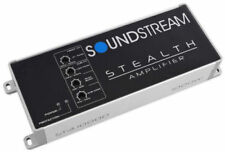 SOUNDSTREAM 1000W 3-Channel Class-D Motorcycle/ATV/Marine Amplifier | ST3.1000D