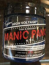Manic Panic Vegan Semi Permanent Hair Dye Color Cream 118 ml.