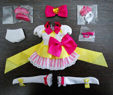 Magical girl PriPara Lala Manaka Outfit 1/6 Doll Dress Pullip Blythe Azone Dal