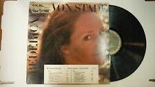33 RPM Vinyl WLP Frederica Von Stade Song Recital Columbia M35127 111214KME
