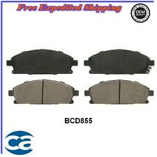 Front Disc Brake Pads ceramic for Acura MDX,Nissan,2003-2009