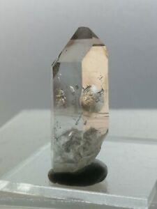 Brandberg 4 Enhydro Quartz 2 Moving Bubble Namibia crystals minerals enhydros