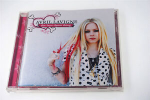 AVRIL LAVIGNE THE BEST DAMN THING BVCP-24110 JAPAN CD A1544