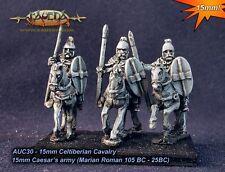 Baueda - Celtiberian cavalry (4 mtd.) - 15mm