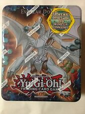 Yu-Gi-Oh Collectible Tin Evolzar Dolkka 2012 (English), Factory Sealed