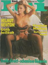 LUI  Oktober 1992 deutsche German Edition / sexy girls naked nude nackt