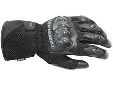 4XL Mens DriRider Air Ride Motorbike Gloves Summer Sports Touring Black