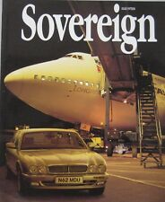 Sovereign magazine Issue 15 the official international magazine of Jaguar cars