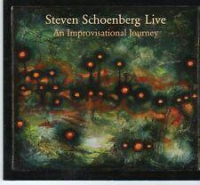(DX407) Steven Schoenberg Live, An Improvisational Journey - 2009 CD
