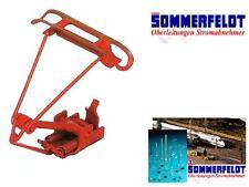SOMMERFELDT 769 N.1 PANTOGRAFO METALLO MONOBRACCIO ROSSO Tipo FS + VITE SCALA-N