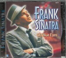 CD COMPIL 20 TITRES--FRANK SINATRA--OLD BLUE EYES