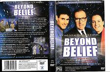 Beyond Belief-Sir David Frost/Uri Geller-USA 1995 TV Show-DVD