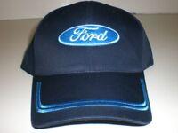 FORD NAVY BLUE BASEBALL CAP