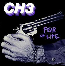 Channel Three - Fear of Life LP Record - BRAND NEW - Re-issue Color Vinyl