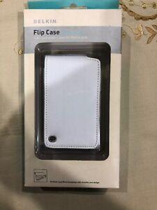 Belkin Flip Case For 5G Ipod F8Z069- White