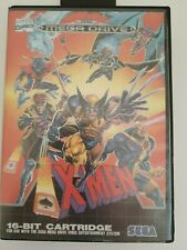 Sega Mega Drive X-Men