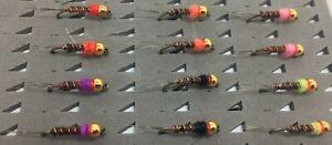 Frenchie Assortment(12 Flies)