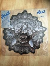 """THE POLICE Don't Stand So Close To Me / Do Do Da 7"""" Shaped Picture Disc"""