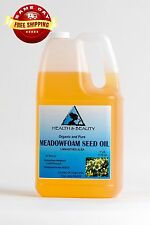 MEADOWFOAM SEED OIL ORGANIC by H&B Oils Center EXPELLER PRESSED 100% PURE 7 LB