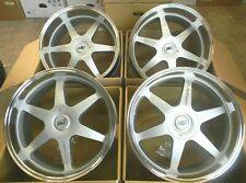 "20"" MK MOTORSPORT DEEP DISH ALLOY WHEELS FIT BMW 5 SERIES E60 E61"