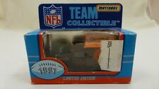 1991 Matchbox NFL Team Collectible Diecast Limited Edition CLEVELAND BROWNS