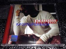 Kim Jong Kook Vol. 1 - Renaissance First Album CD Great Cond. Running Man RARE!