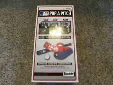 Franklin Sports Mlb Baseball Pop A Pitch Batting Practice Training 14001S New 6+