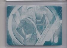 Doctor Who Timeless Printing Plate Cyan 3 of 12 Robin Hood Historical Figurs 1/1