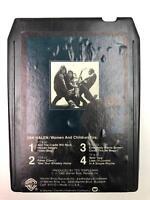 VAN HALEN Women and Children First WBW83415 8 Track Tape