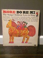 The Do-Re-Mi Children's Chorus* – More Do-Re-Mi 1963 LP, Kapp Records