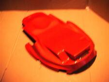 2142) Carénage polyester passage de roue KAWASAKI VERSYS (2007) orange