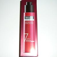 TRESemme Expert Selection Heat Activated Treatment 7 Day Keratin Smooth 3oz New
