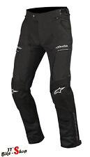 """Alpinestars """"Ramjet Air"""" Motorrad-Textilhose in Größe M L XL XXL 3XL, Schwarz"""