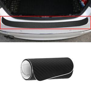 Self-Adhesive PVC Car Rear Bumper Protector Corner Guard Scratch Sticker Parts L