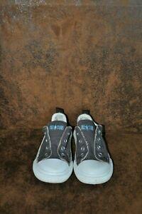 All Star/Converse/Chucks  Gr 24  Farbe braun/weiss/hell blau