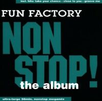 Fun Factory | CD | Nonstop!-The album (1994) ...