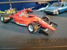 Bburago Ferrari F1 641/2 1989 pilota Gerhard Berger #28 Scala 1/24