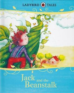 Jack and the Beanstalk Ladybird Tales Hardback Book Bedtime Story Classic