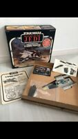 Vintage Kenner Rotj Star Wars X-Wing Fighter with Original Box & Insert