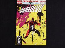 Daredevil #7 1991 Annual Marvel