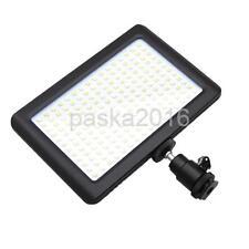 Ultra Thin 192 LED Video Light Lighting Dimmable Lamp Pad for DSLR Camera DV