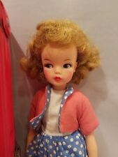 Vintage Ideal TAMMY Doll With Case, Clothing, & Accessories