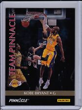 Kobe Bryant & Kyrie Irving 2013 Panini Father's Day Team Pinnacle Insert #1