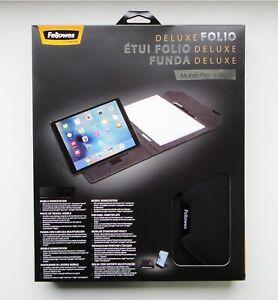 OVP - Fellowes Deluxe Folio, Étui Folio Deluxe, MobilePro Series