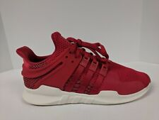 Adidas Red Running Shoes Mens 10.5