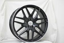 1x 21 inch x 10 ERIS BLK Wheel MERCEDES ML GL GLE COUPE GLS - AMG COMPAT (ITALY)