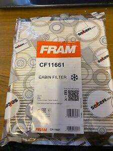 Brand New Fram CF11661 Cabin Filter E5-10